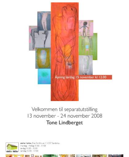 Tone Lindberget – malerier