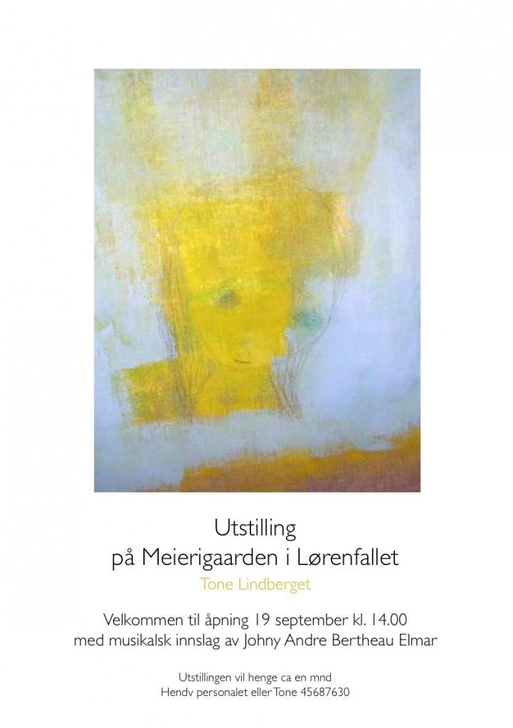 utstilling tone lindberget 19092009