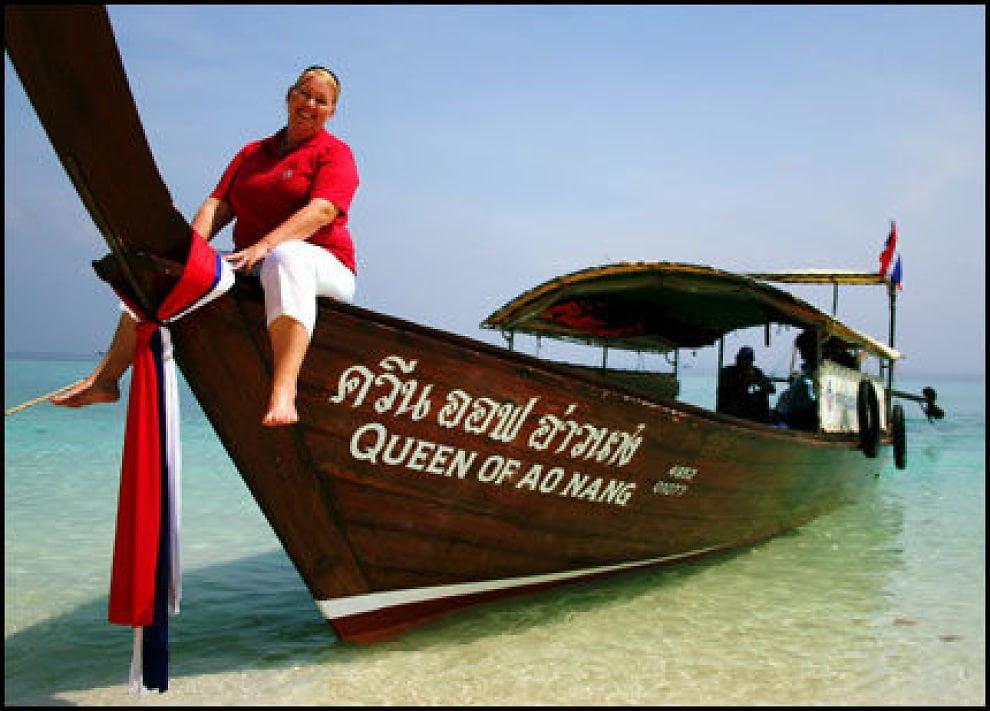 Ingeborg dronningen av Ao Nang