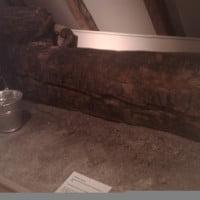 Vanndring i Gamlebyen 2012.08.01 -- Stoppested 7 Tøihuset og museet hvor vannrøret og kummen fra Fergeportgaten ligger utstilt