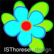 ISThoresen design logo