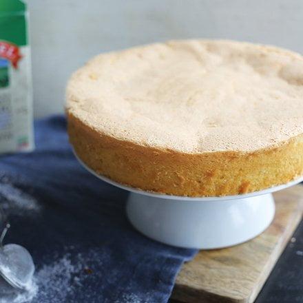 Bursdagskake – Sukkerbrød på 1-2-3