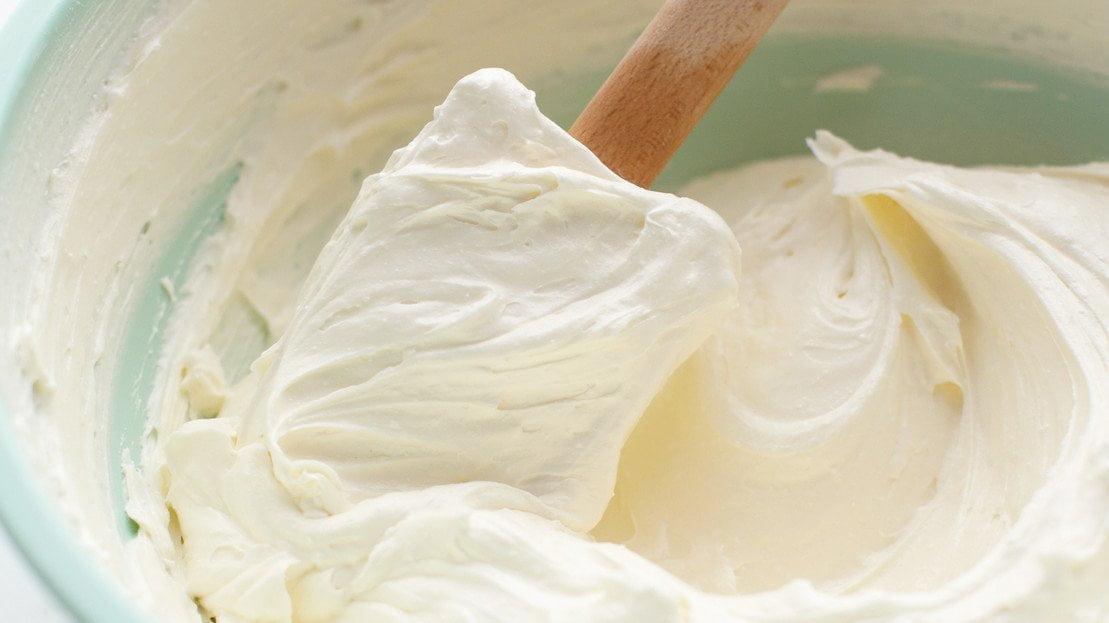 Italiensk merengue smørkrem